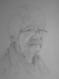 Mailcolm-Pencil-on-Canvas