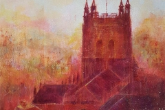 Malvern-Priory-in-Mist